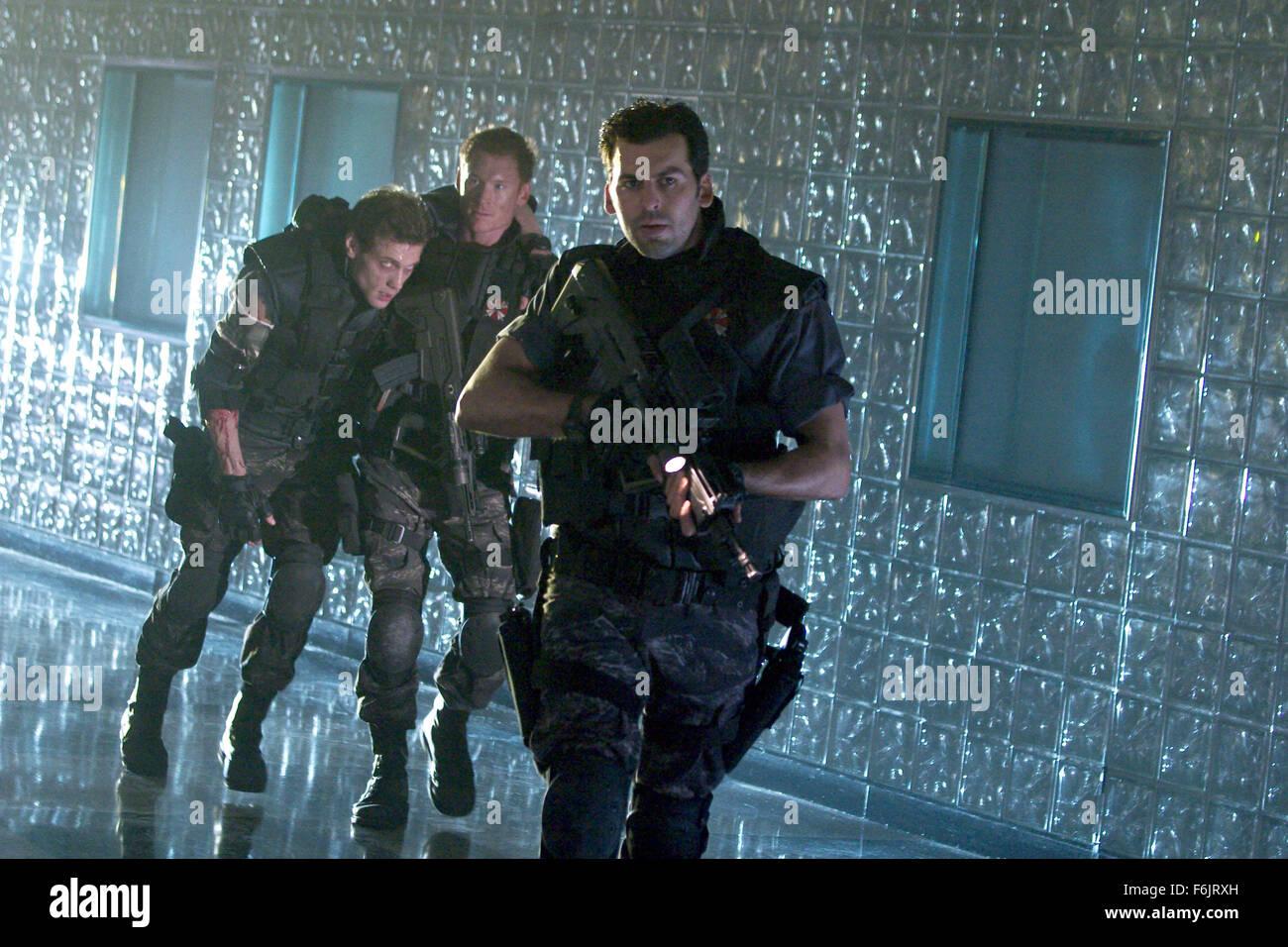 Release Date September 10 2004 Movie Title Resident Evil Stock
