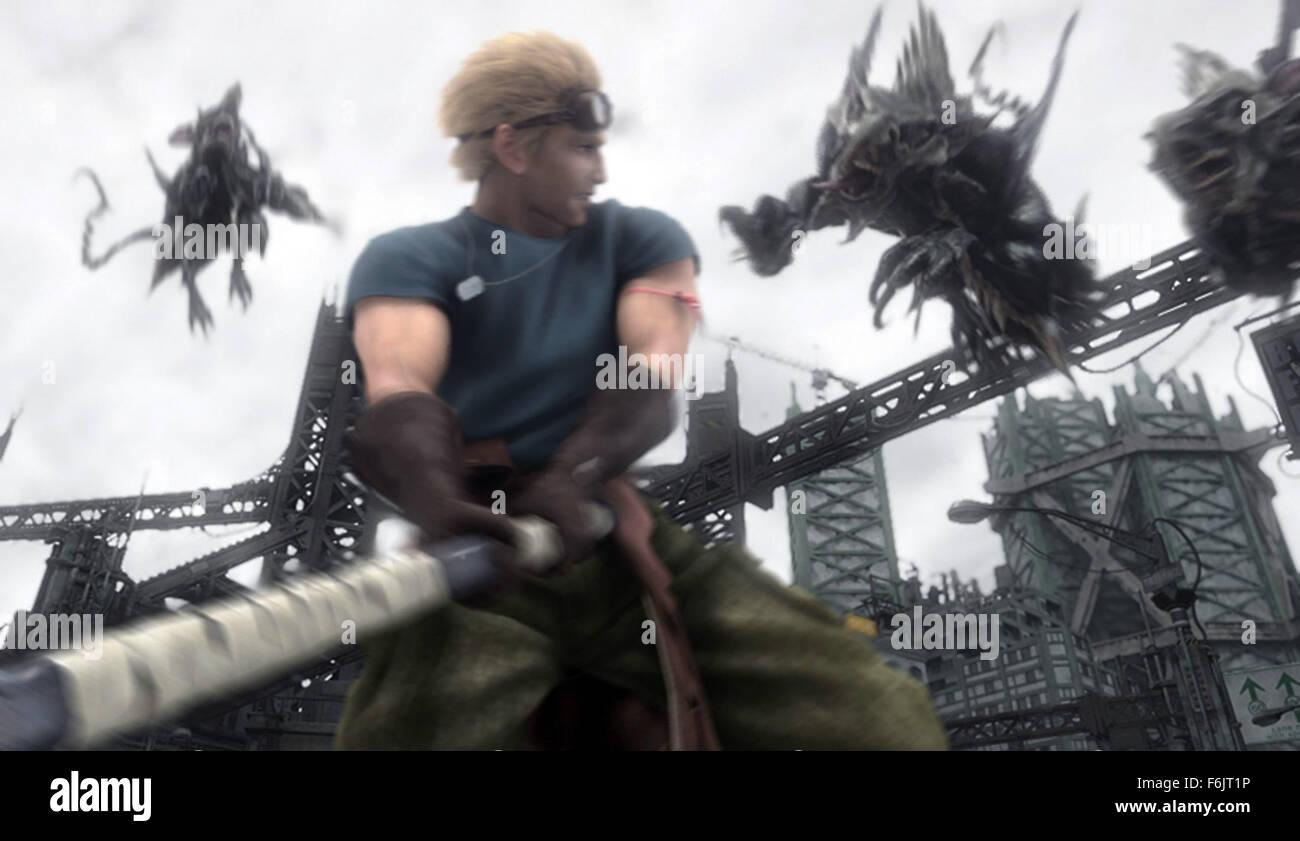 Release Date April 25 2006 Movie Title Final Fantasy Vii