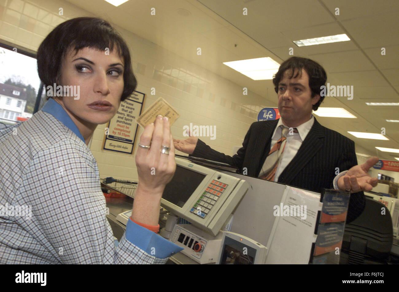 RELEASE DATE: October 22, 2004. MOVIE TITLE: Stella Street. STUDIO: Columbia TriStar. PLOT: A satirical glimpse Stock Photo