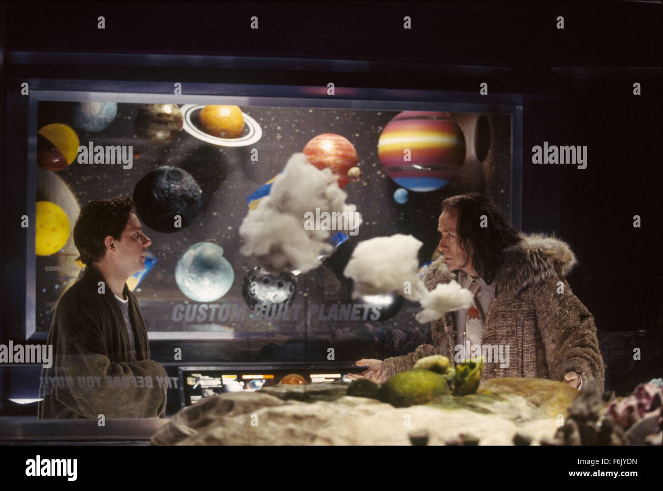 RELEASE DATE: April 29, 2005. MOVIE TITLE: The Hitchhiker's Guide to the Galaxy. STUDIO: Touchstone Pictures. PLOT: Stock Photo