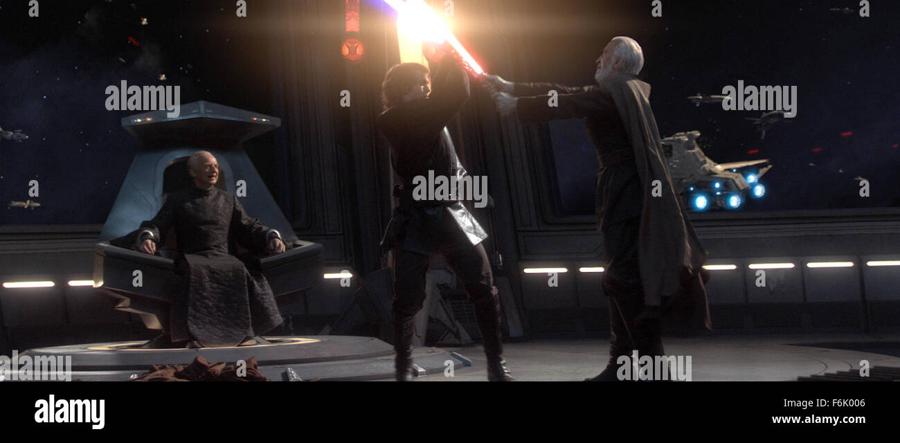 Revenge of the sith release date in Sydney