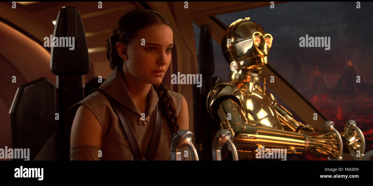 Anakin And Padme High Resolution Stock Photography And Images Alamy