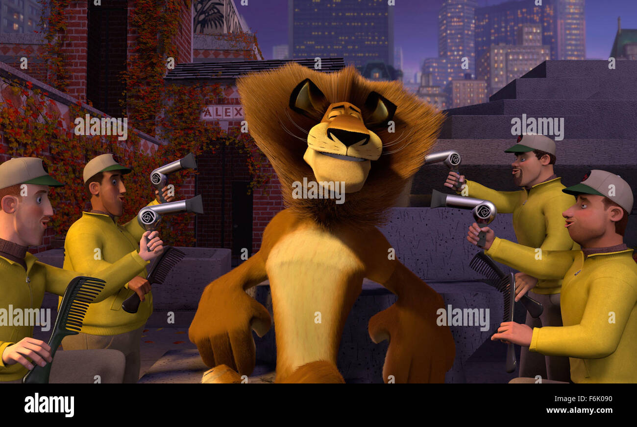 RELEASE DATE: May 27, 2005  MOVIE TITLE: Madagascar  STUDIO