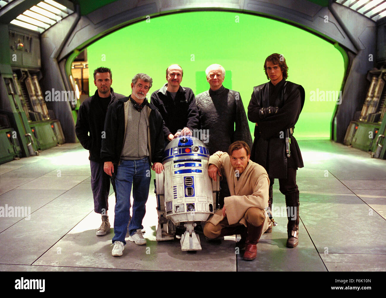 Release Date May 19 2005 Movie Title Star Wars Episode Stock Photo Alamy