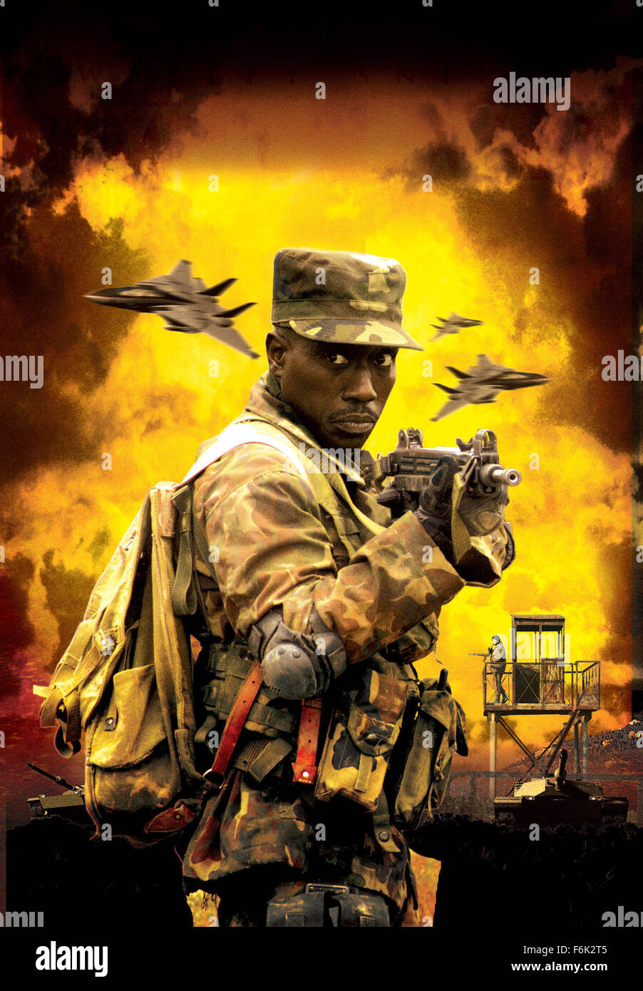 RELEASE DATE: September 6, 2005  MOVIE TITLE: The Marksman