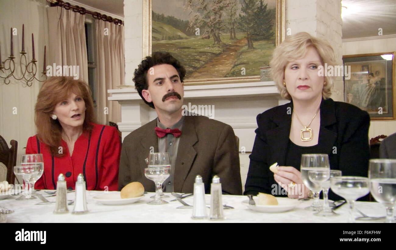 Borat dating sketch