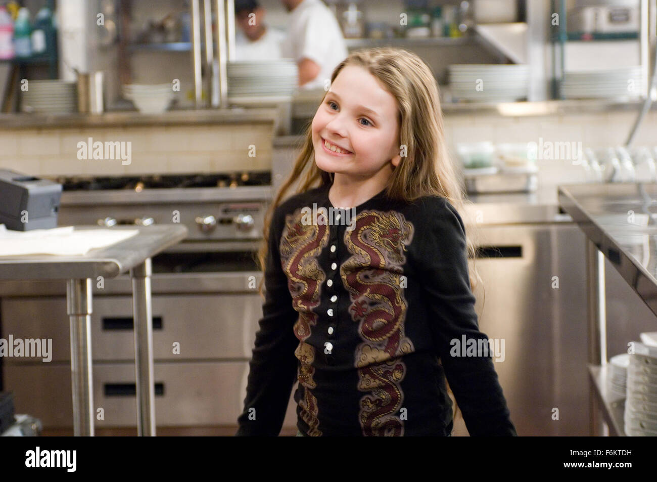 Release Date July 25 2007 Movie Title No Reservations Studio Castle Rock Entertainment Plot The Life Of A Top Chef Changes When She Becomes The Guardian Of Her Young Niece Pictured Abigail