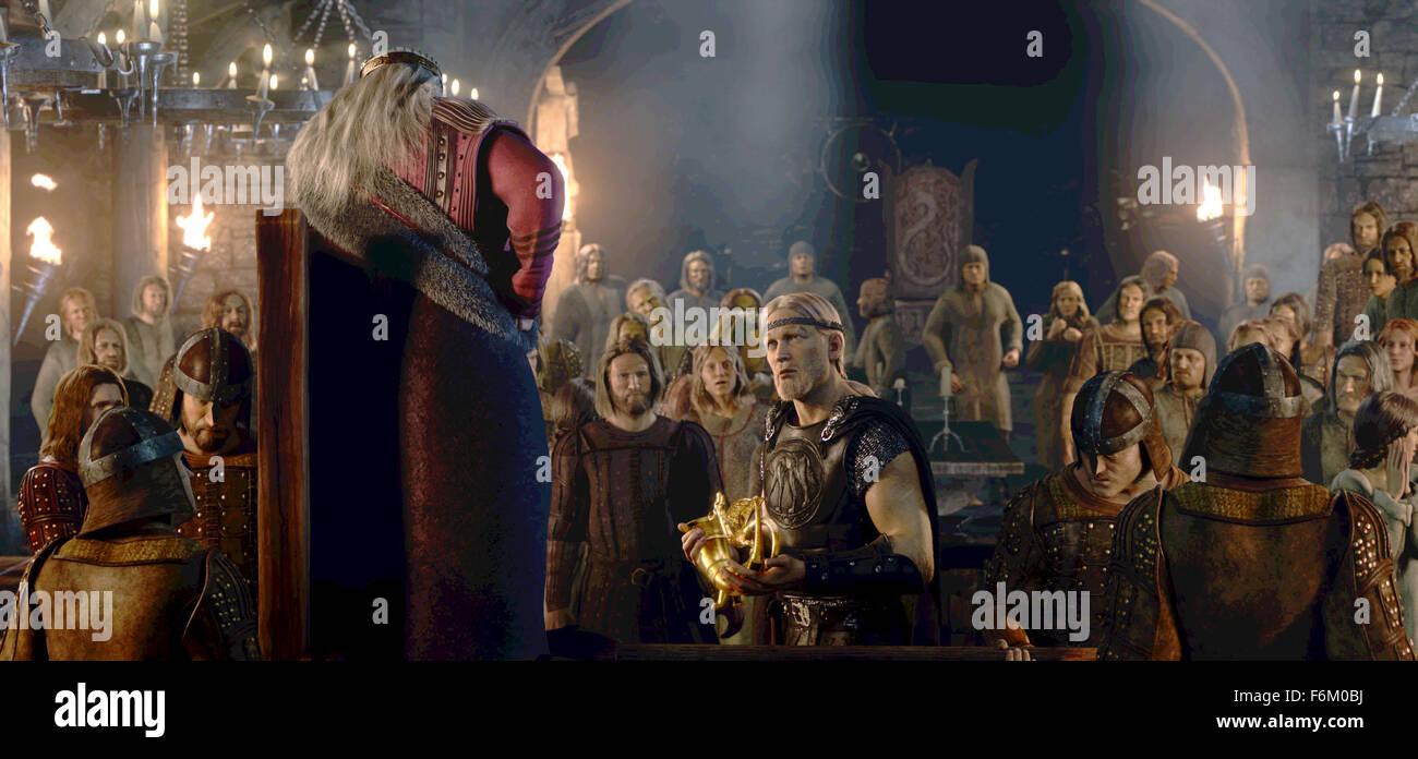revenge in beowulf