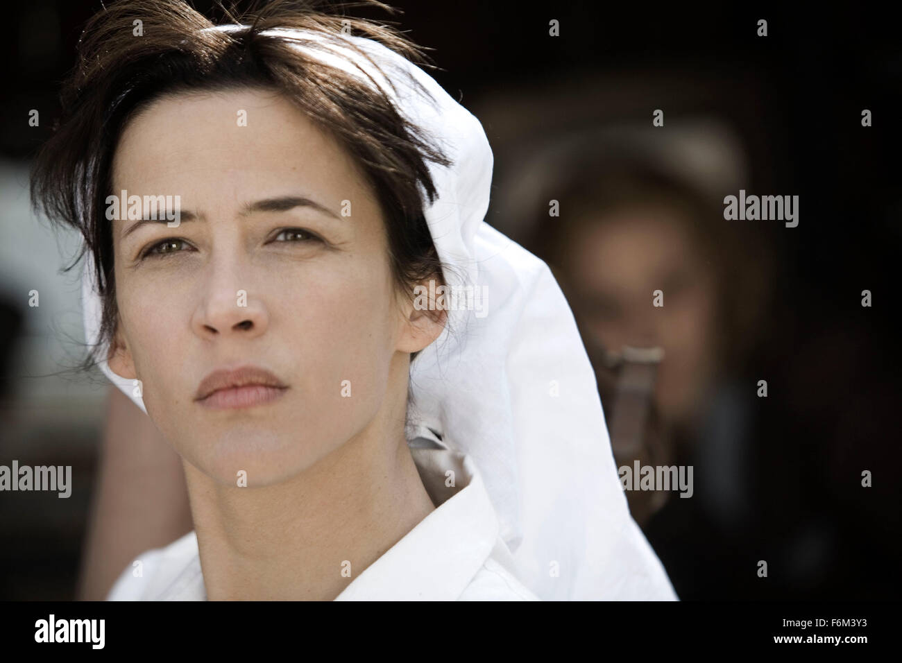 RELEASE DATE: 5 March 2008 . MOVIE TITLE: Les Femmes de l'ombre. STUDIO: Cineart. PLOT: In May 1944, a group - Stock Image