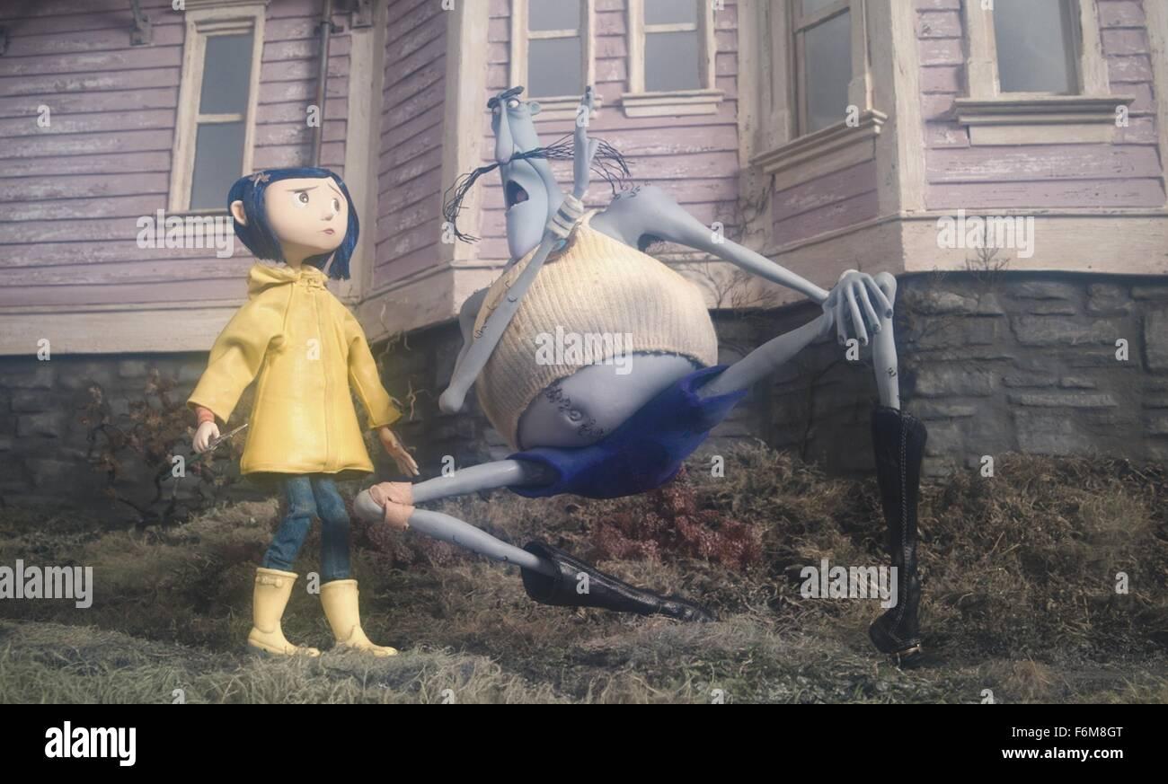 Coraline Movie Stock Photos & Coraline Movie Stock Images