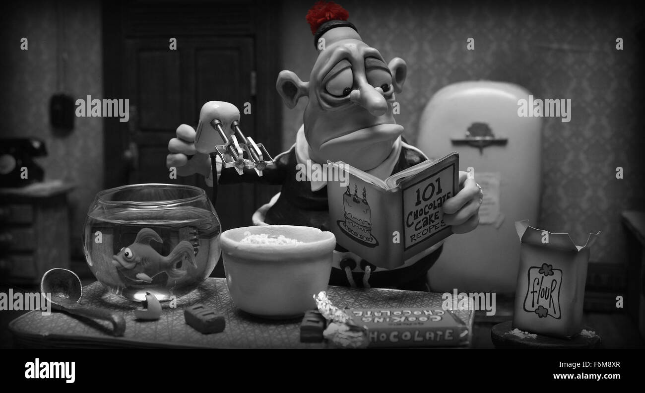 Mary And Max 2009 High Resolution Stock Photography And Images Alamy