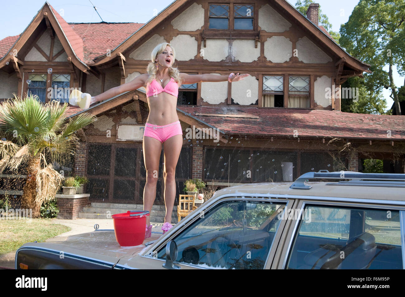 The House Bunny is a 2008 American comedy film directed by Fred Wolf and written by Kirsten Smith and Karen McCullah Lutz It stars Anna Faris as a former Playboy