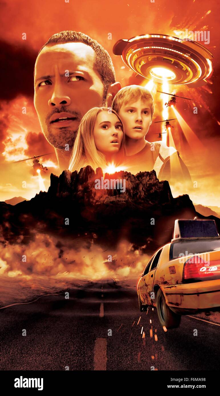 RELEASE DATE: 13 March 2009  TITLE: Race to Witch Mountain