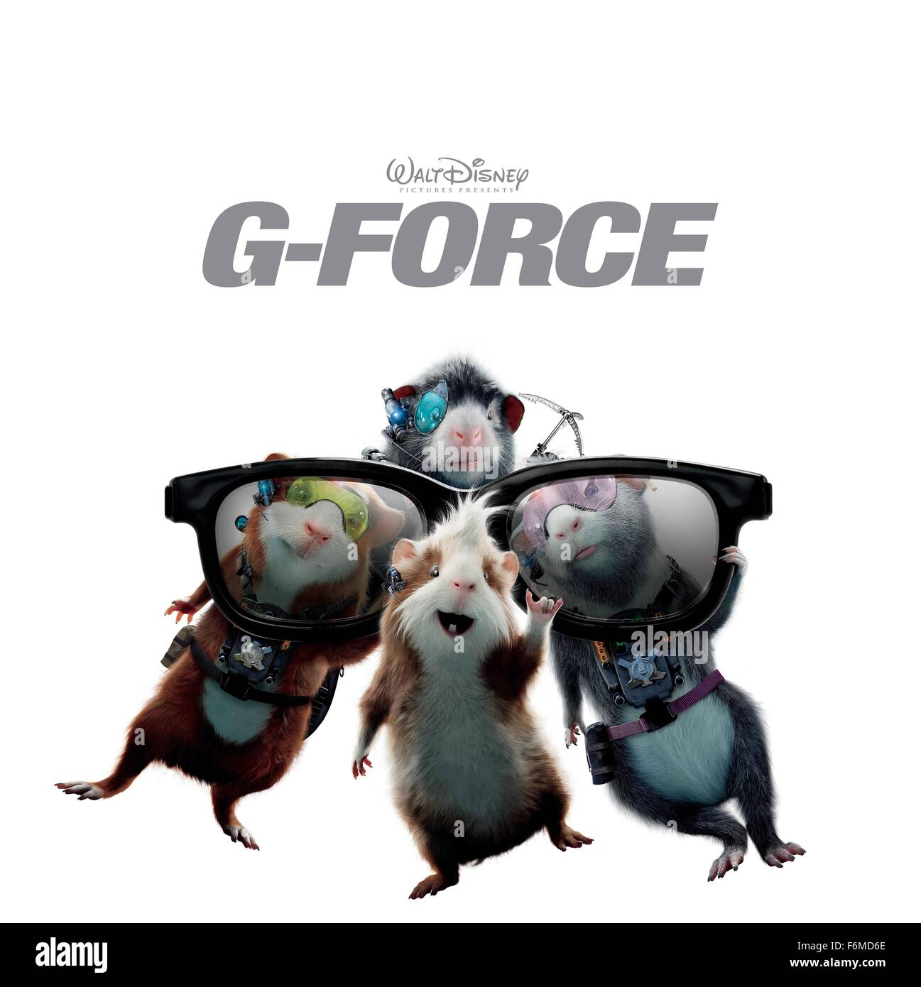 Release Date July 24 2009 Movie Title G Force Studio Walt Stock Photo Alamy