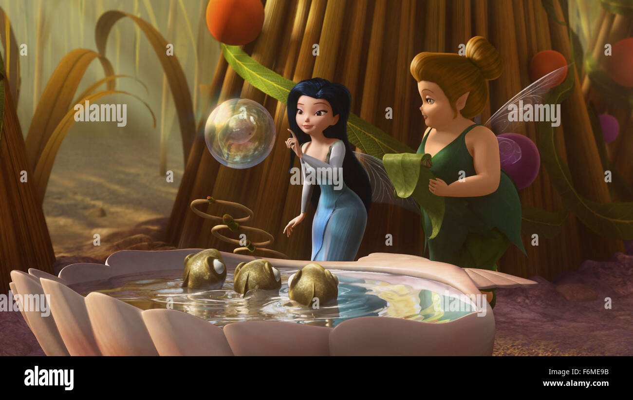 MOVIE TITLE Tinker Bell And The Lost Treasure STUDIO DisneyToon Studios PLOT Journey Far North Of Never Land To Patch Things Up With Her