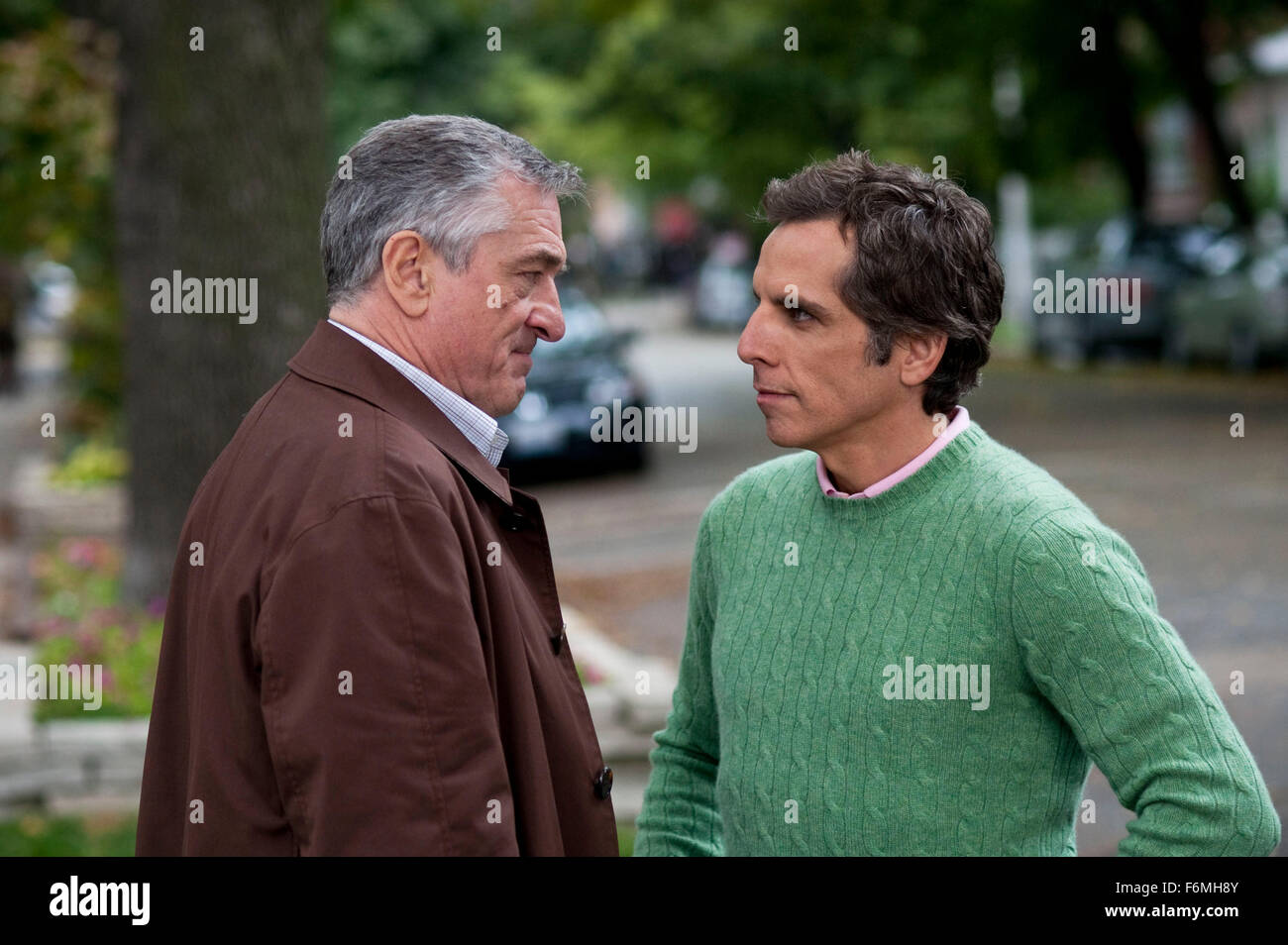 RELEASE DATE: July 30, 2010. MOVIE TITLE: Meet the Fockers Sequel. STUDIO: Universal Pictures. PLOT: The Focker - Stock Image