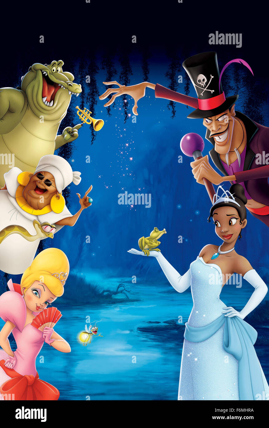 RELEASE DATE: December 11, 2009. MOVIE TITLE: The Princess ...