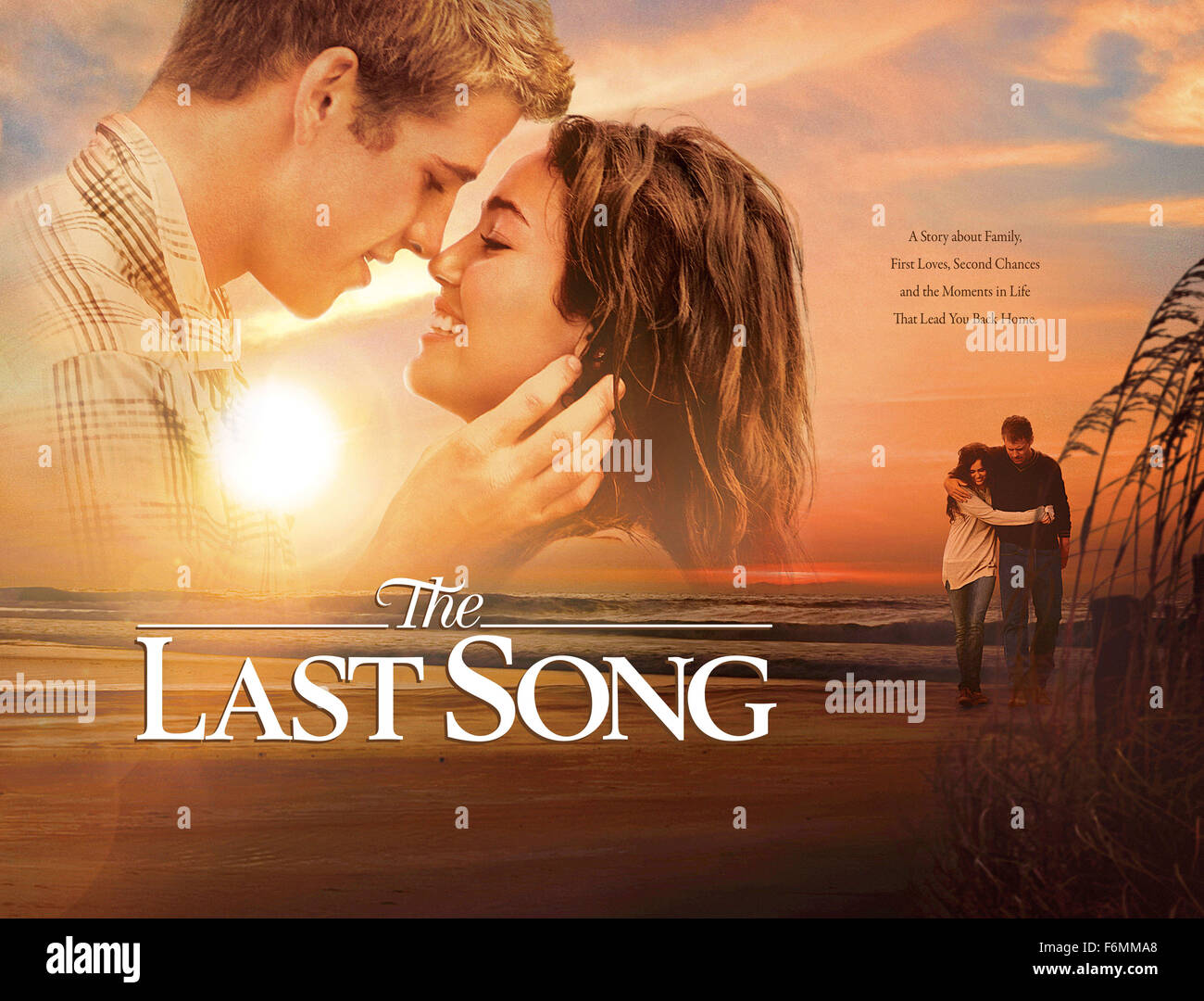 RELEASE DATE: March 31, 2010 MOVIE TITLE: The Last Song STUDIO Stock