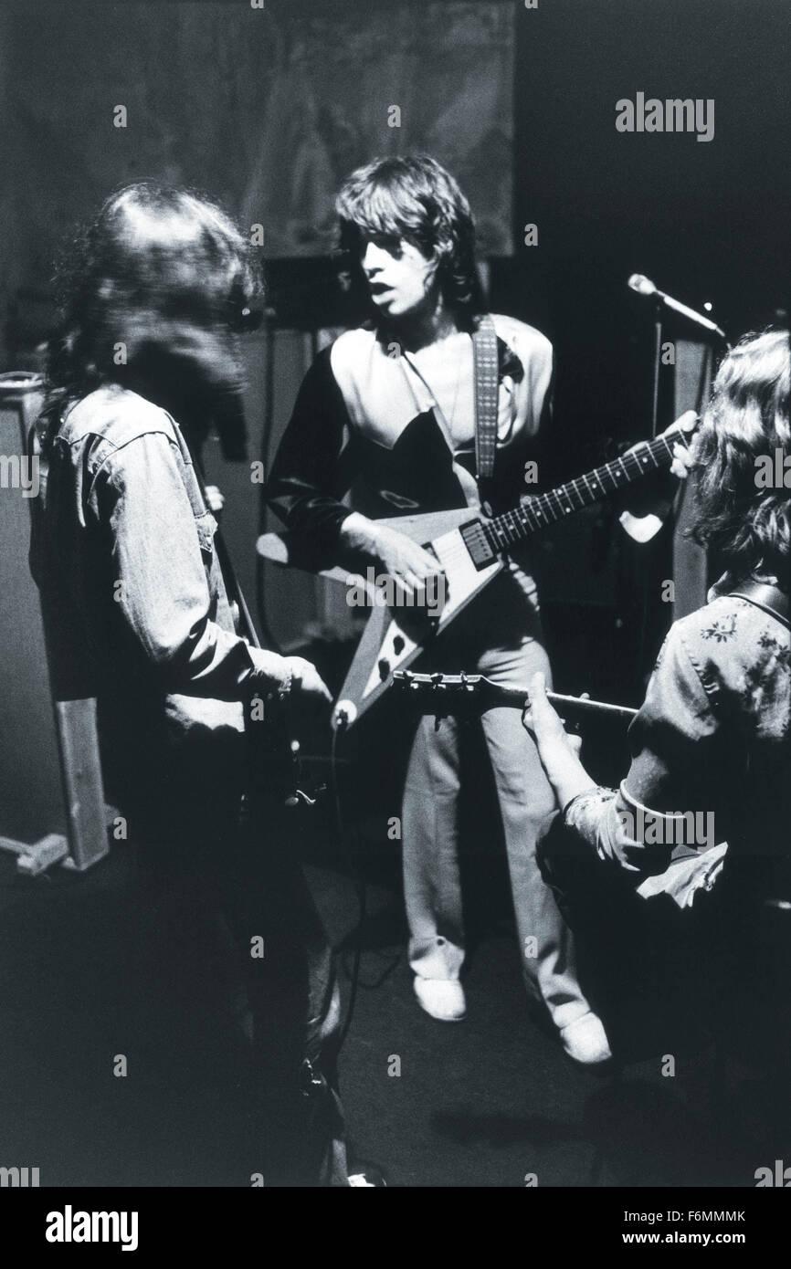 Rolling Stones 1972 Stock Photos & Rolling Stones 1972 Stock