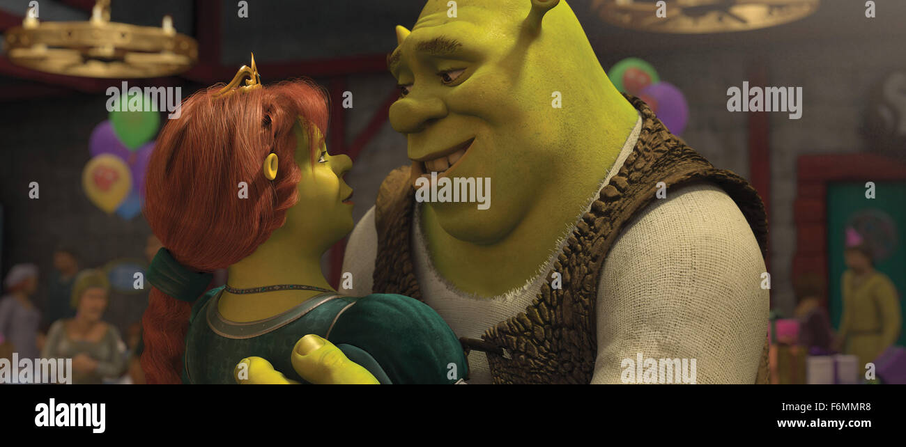 RELEASE DATE: May 21, 2010  MOVIE TITLE: Shrek Forever After