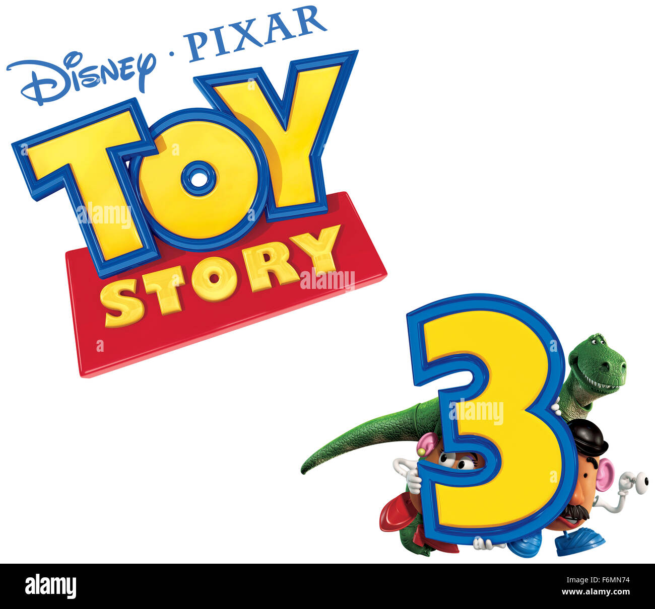 Toy Story 3 Poster Stock Photos Toy Story 3 Poster Stock Images