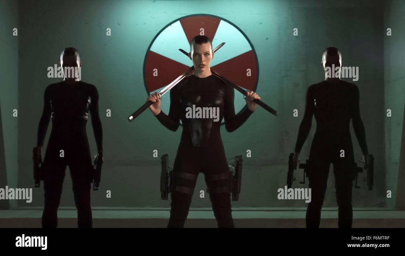 Release Date 10 September 2010 Title Resident Evil Afterlife