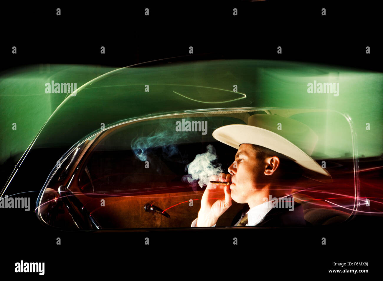 June 18, 2010. MOVIE TITLE: The Killer Inside Me. STUDIO: IFC Films. PLOT: A West Texas deputy sheriff is slowly - Stock Image