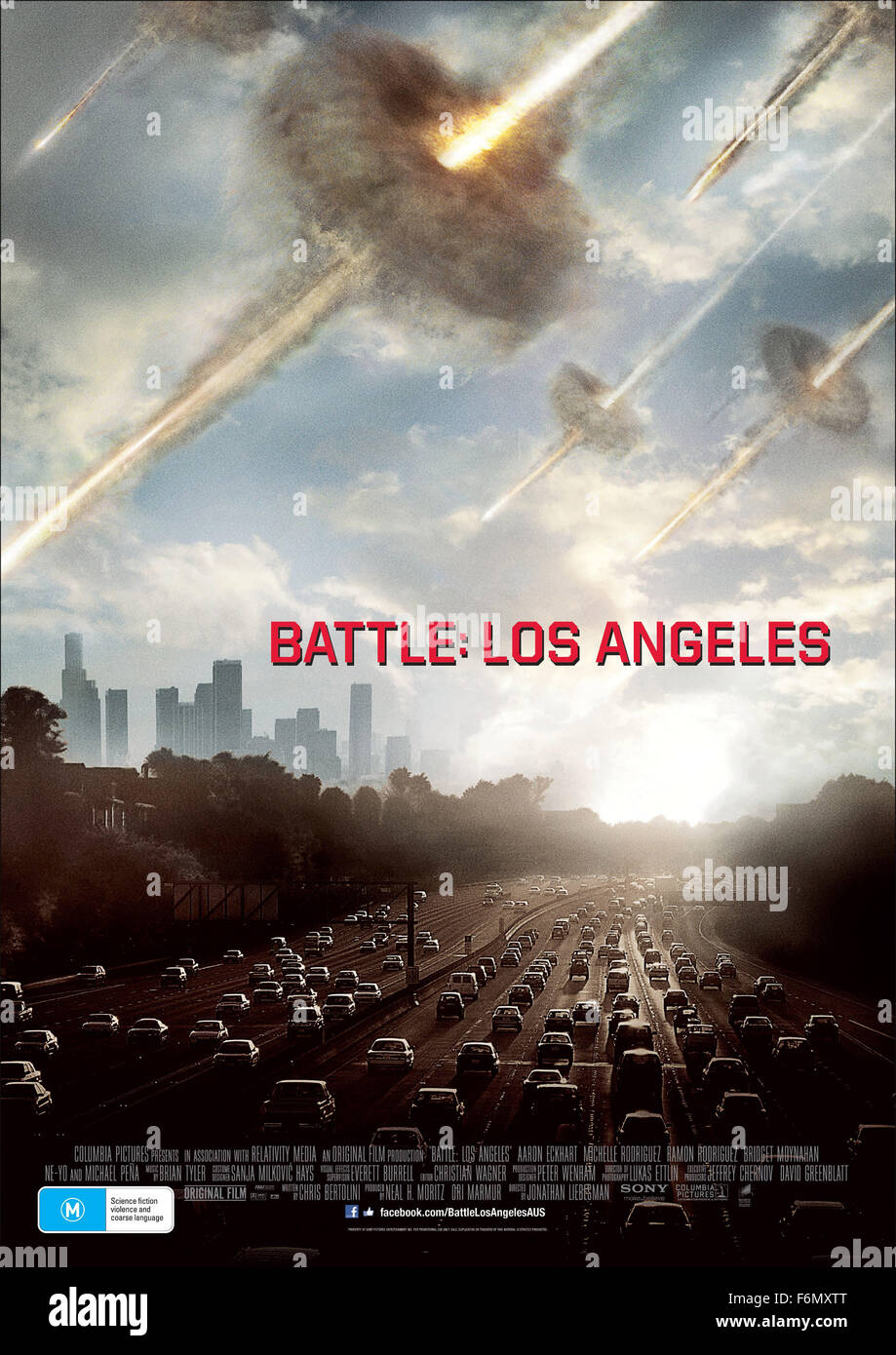 RELEASE DATE: March 11, 2011 MOVIE TITLE: Battle: Los