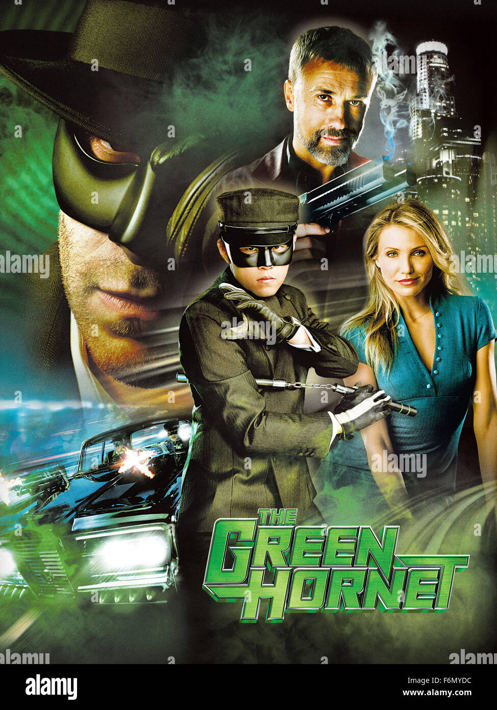 RELEASE DATE: January 14, 2011 MOVIE TITLE: The Green Hornet