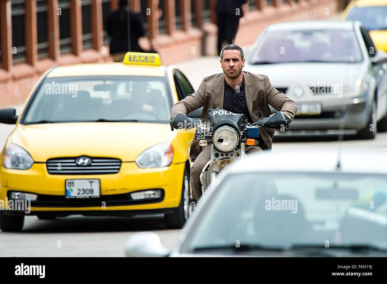 RELEASE DATE: November 9, 2012 MOVIE TITLE: 007 Skyfall DIRECTOR