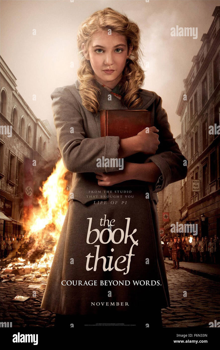 41e4934b7ffc3 Editorial Use Only. No Book Cover Usage....The Book Thief