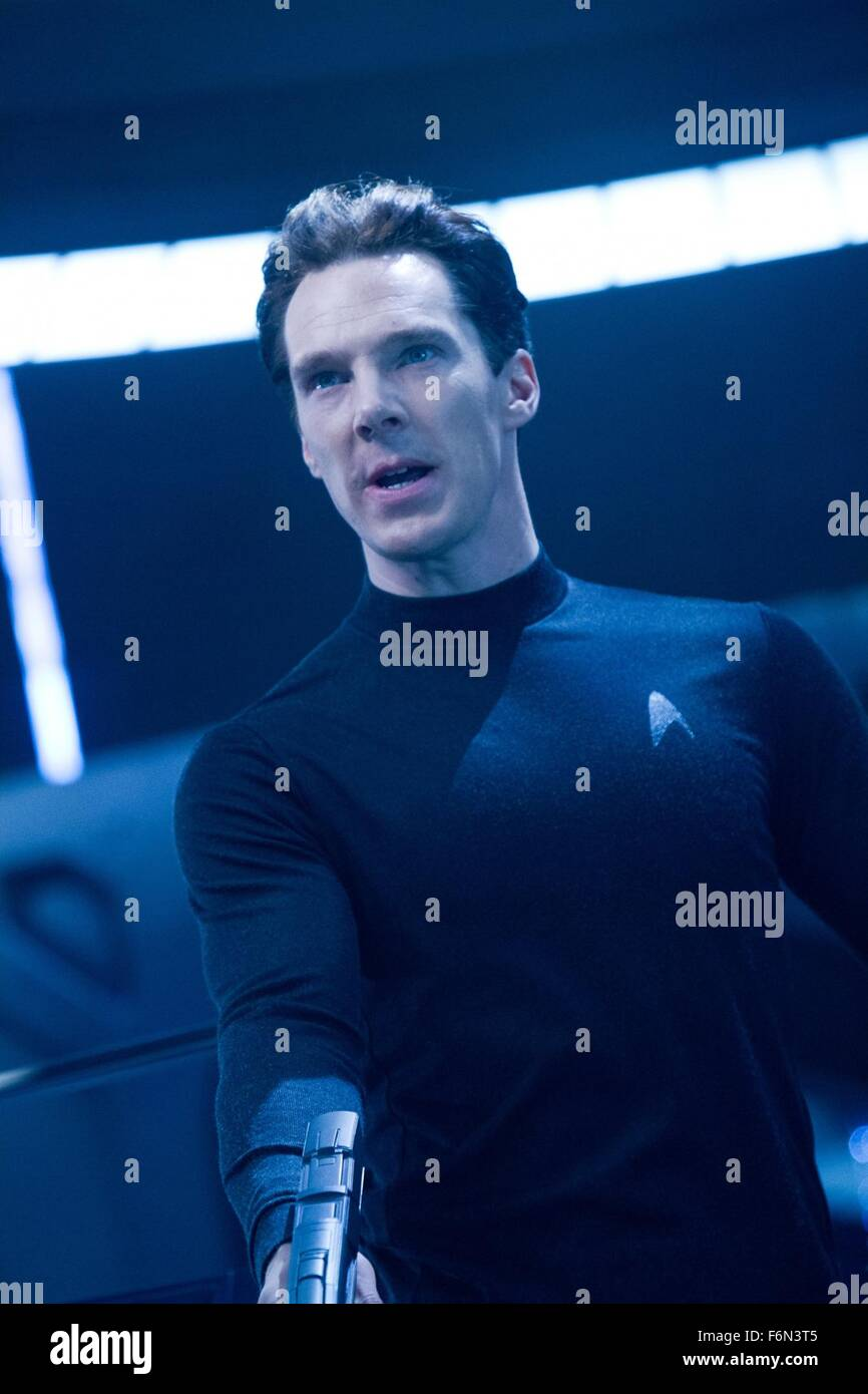 RELEASE DATE: May 17, 2013 TITLE: Star Trek Into Darkness STUDIO: Paramount Pictures DIRECTOR: J.J. Abrams PLOT: - Stock Image