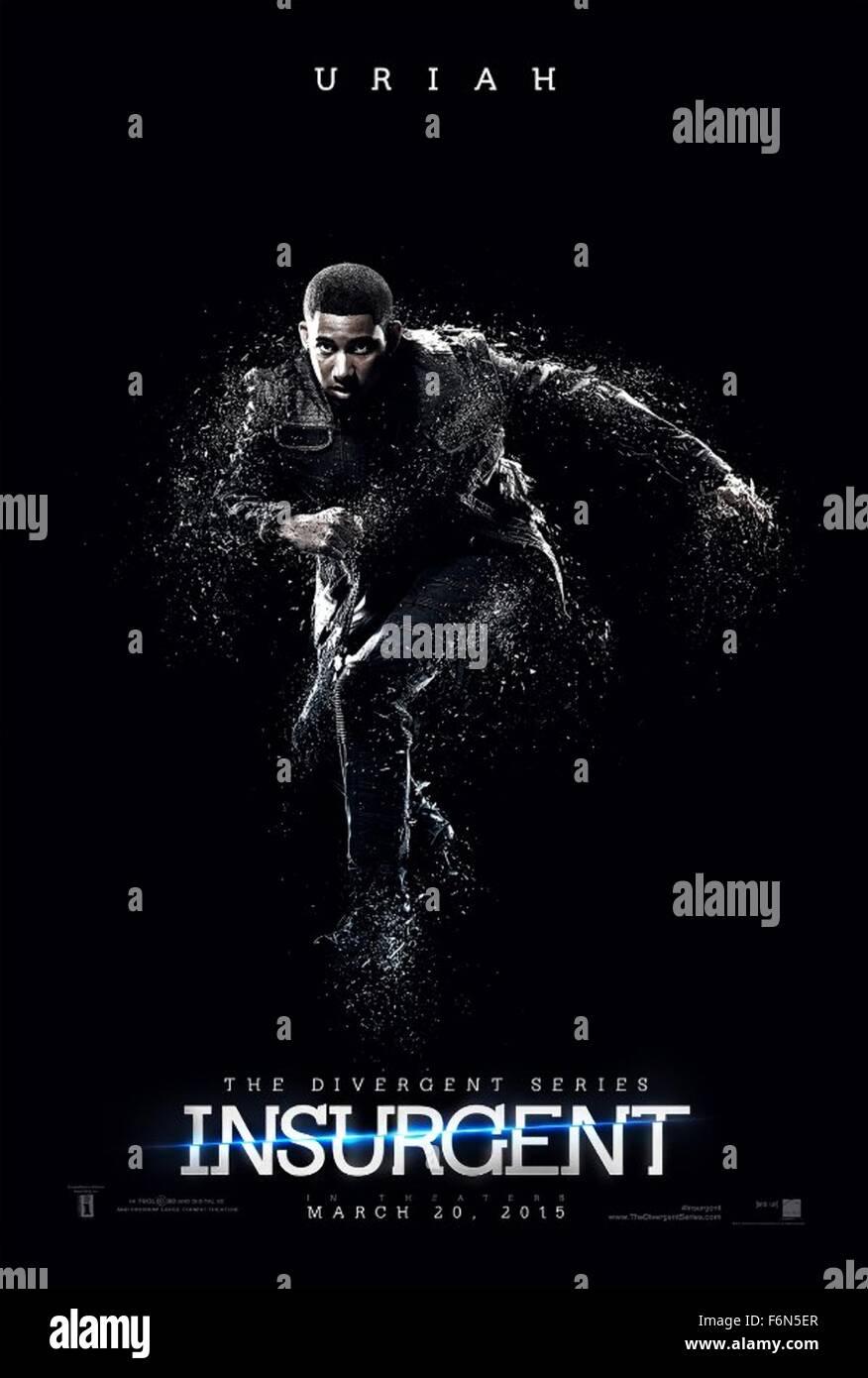 Insurgent release date in Melbourne