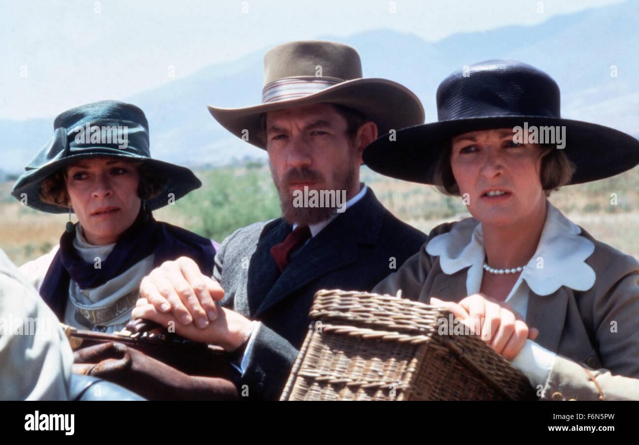 Feb. 14, 2014 - Hollywood, USA - PRIEST OF LOVE (1981)..JANET SUZMAN; IAN MCKELLEN; PENELOPE KEITH; CHRISTOPHER - Stock Image