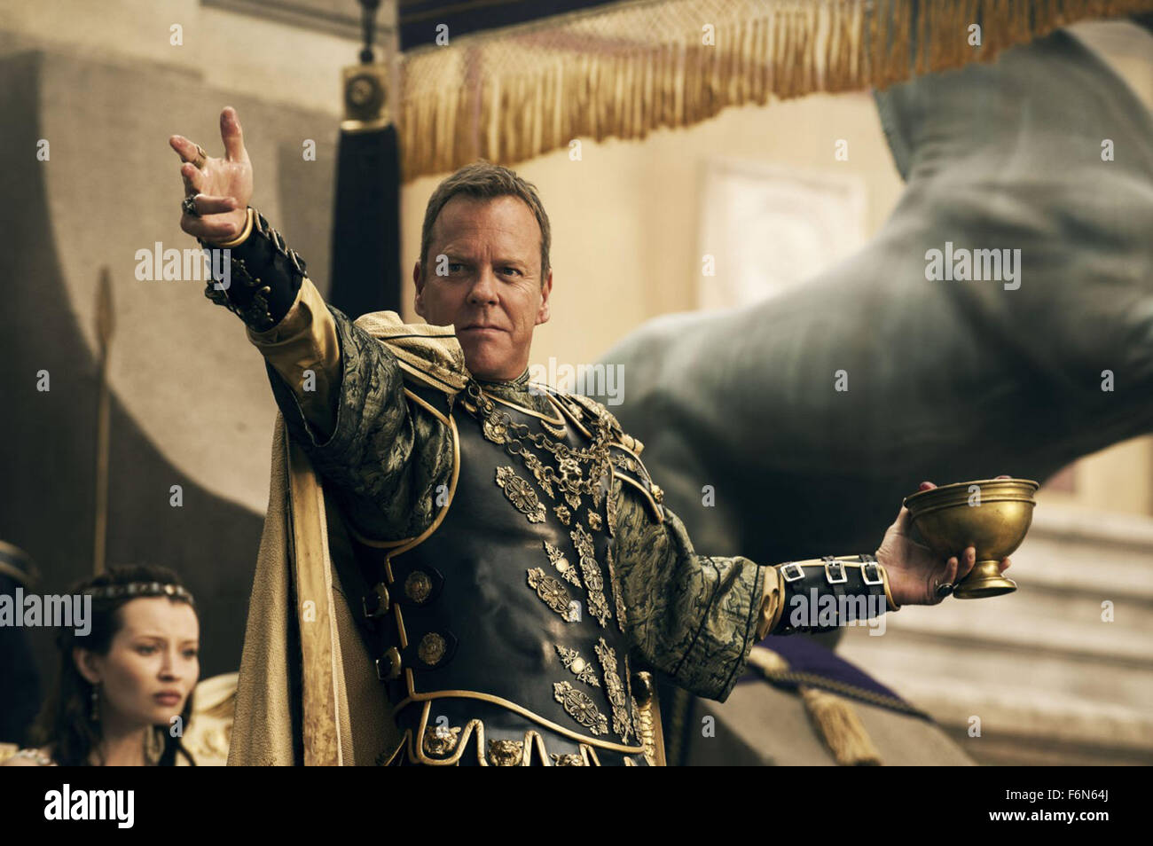 60984955b37c0 Editorial Use Only. No Book Cover Usage....Kiefer Sutherland..Pompeii - Feb  2014. (Credit Image  c Moviestore Rex Features)