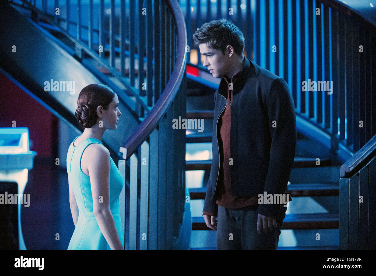 Sept 9 2014 Los Angeles Movie Stills THE GIVER 2014