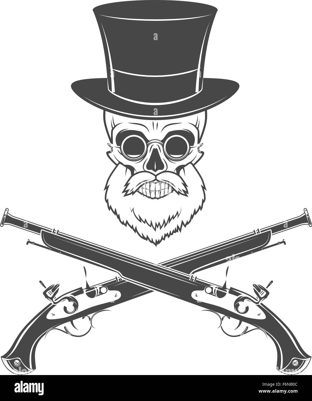 top gun hat template - highwayman gun stock photos highwayman gun stock images