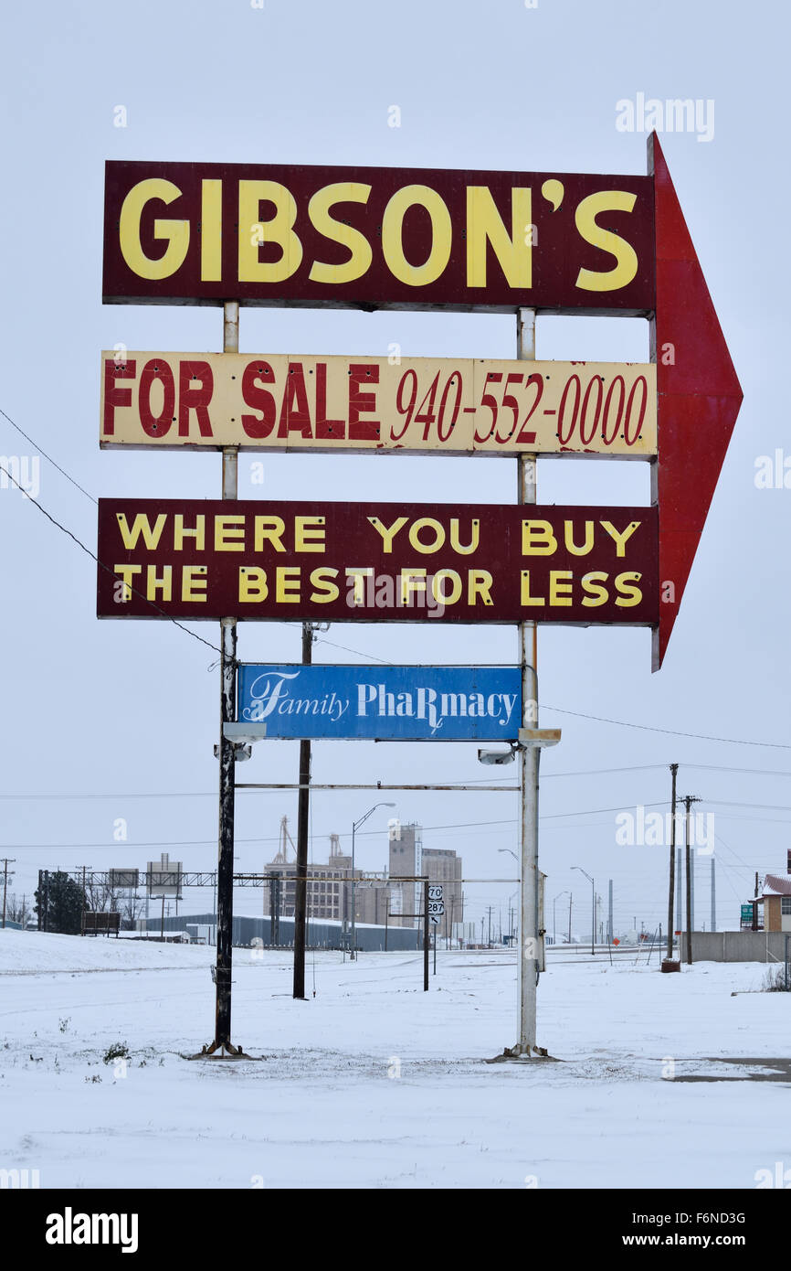 Defunct Department Stores: Gibson's Department Store Chain Was Based In The Western
