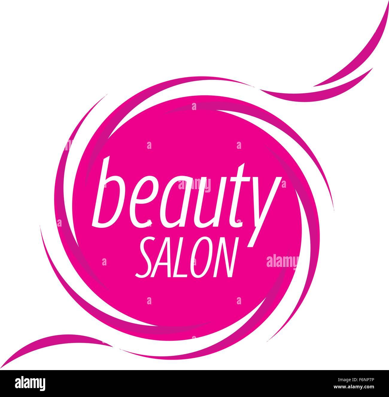 Logo beauty salon stock vector art illustration vector image logo beauty salon altavistaventures Images