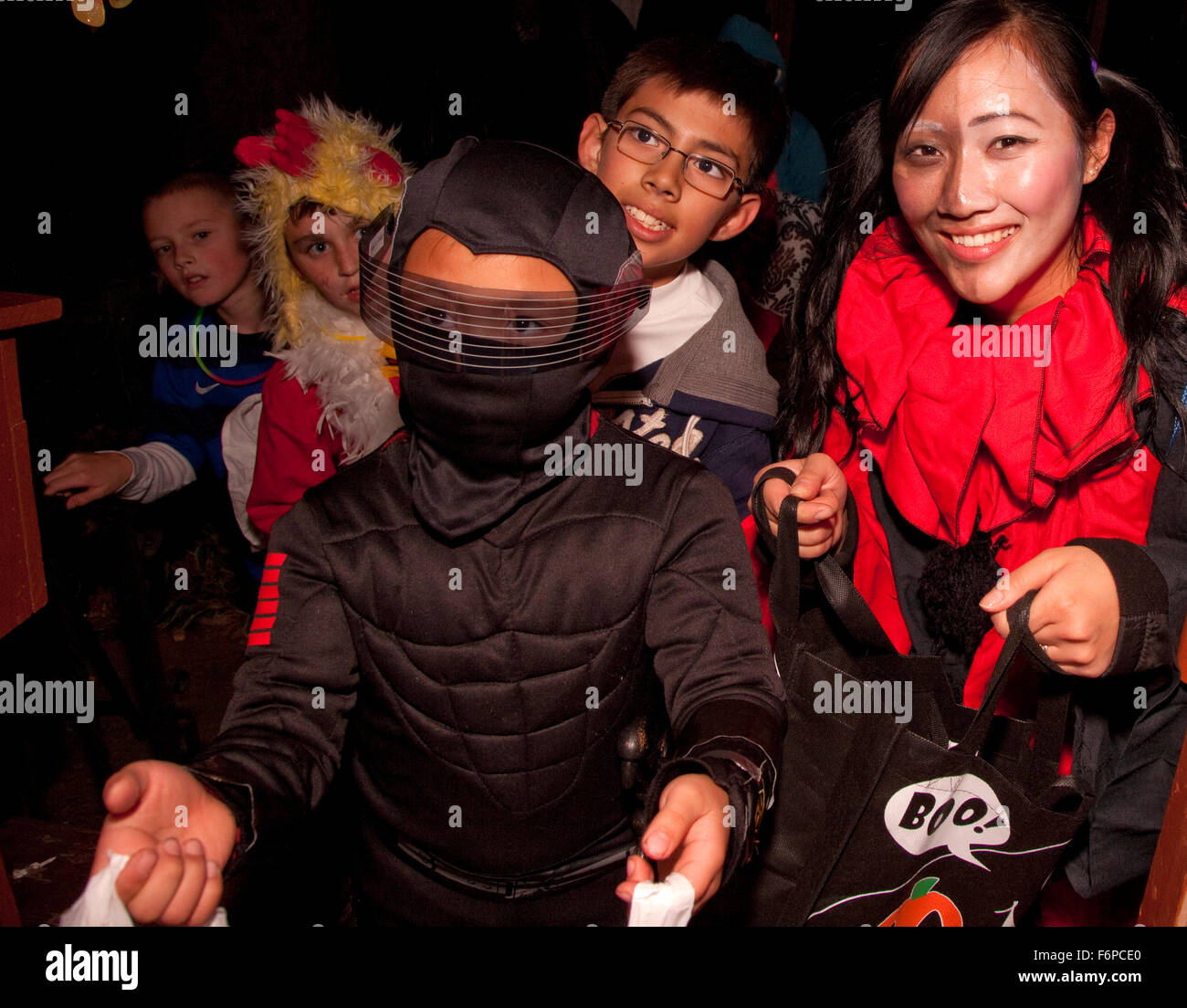Asian gang in usa