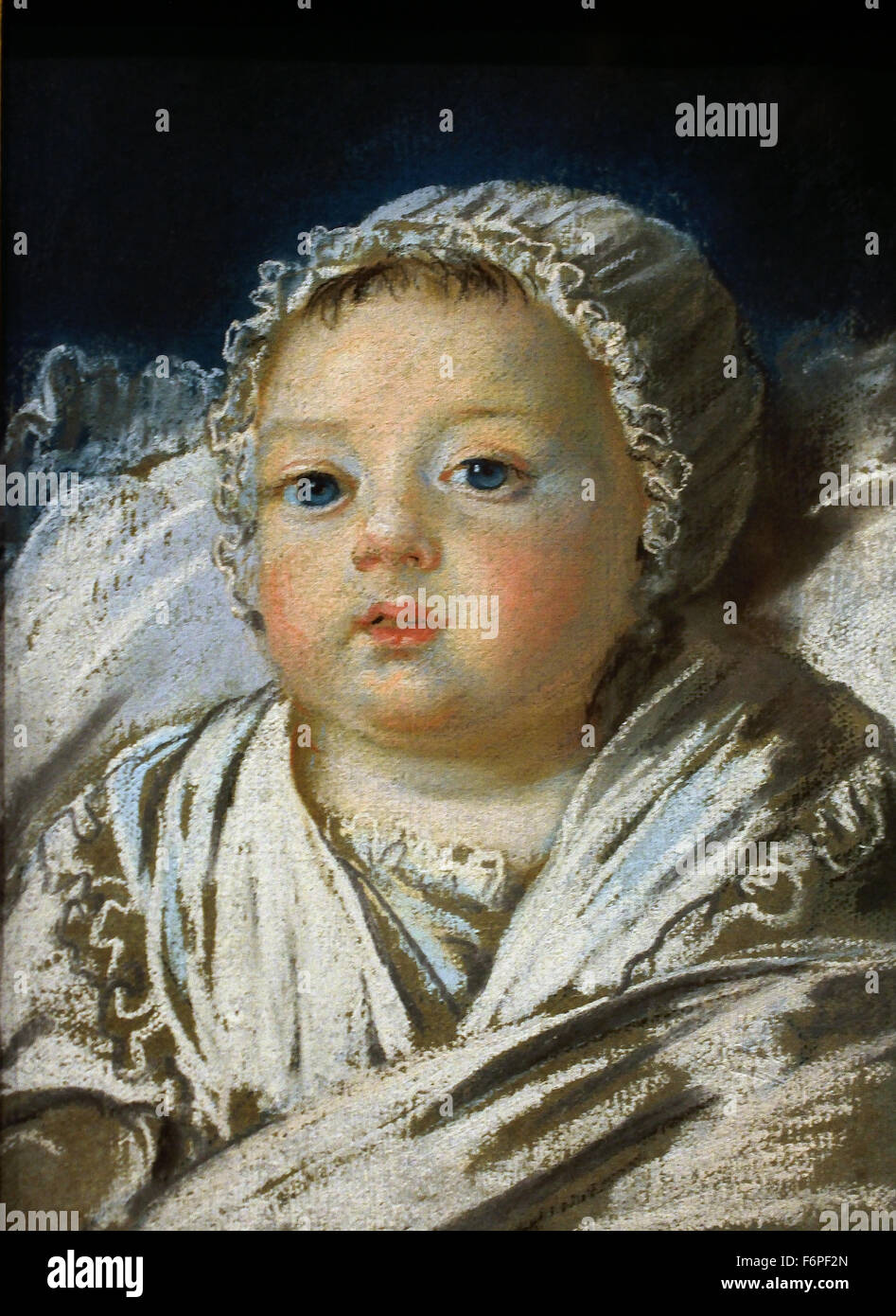 Louis XVII of France child of King Louis XVI. of France and Queen ...