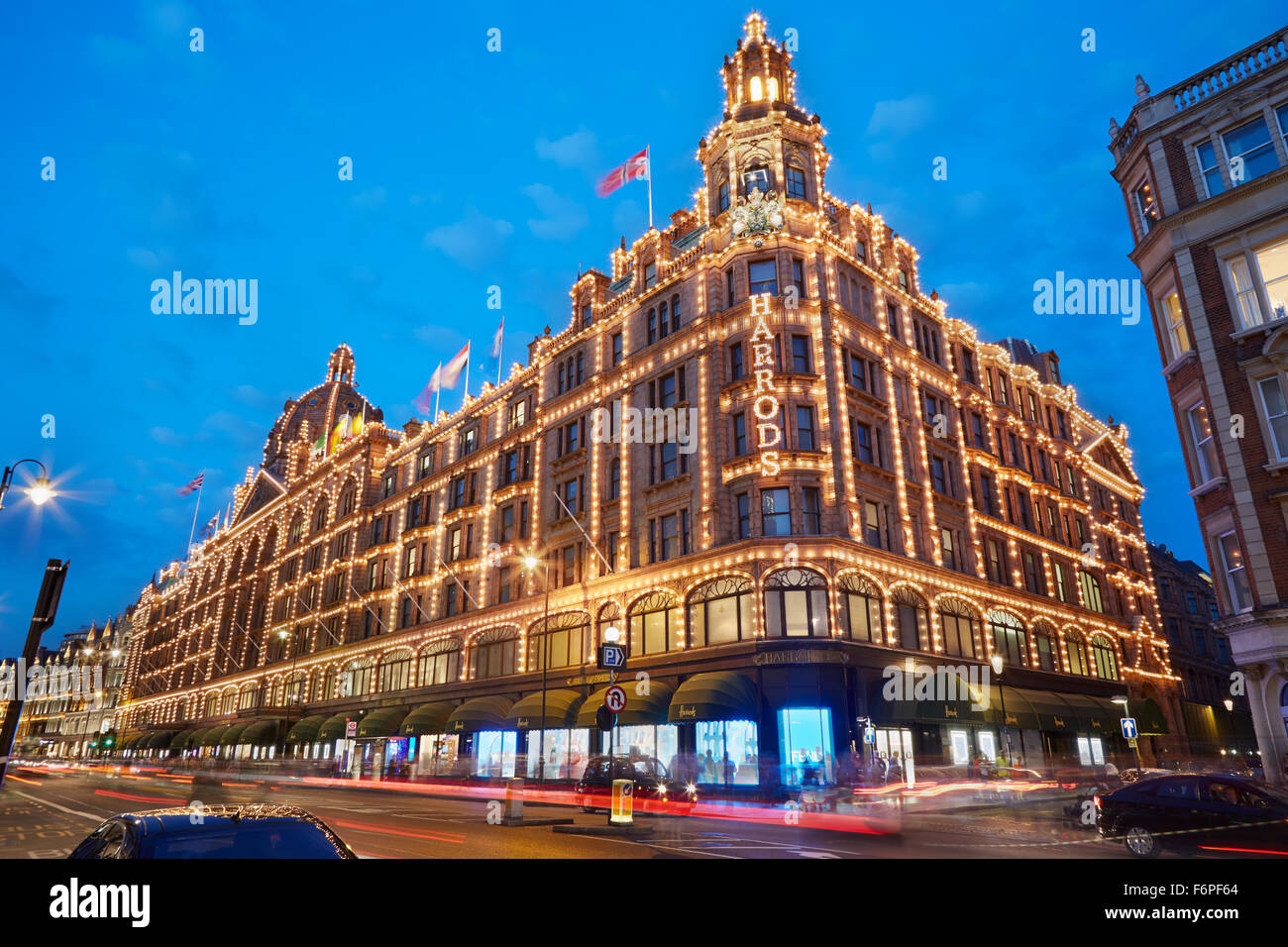 Harrods London Stock Photos Amp Harrods London Stock Images
