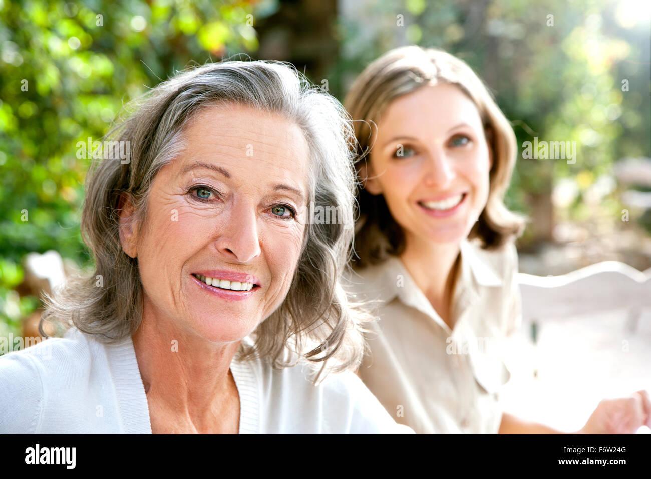 mature woman vs young woman