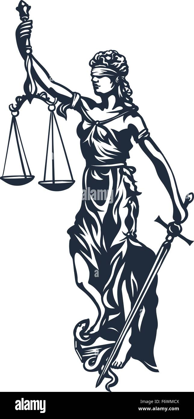 Blind Lady Justice Stock Photos Amp Blind Lady Justice Stock