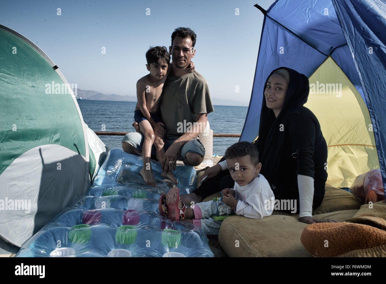 Iranian famly sleeping in the street near the promenade kos greece iranian famly sleeping in the street near the promenade kos greece sept 2015 thecheapjerseys Image collections
