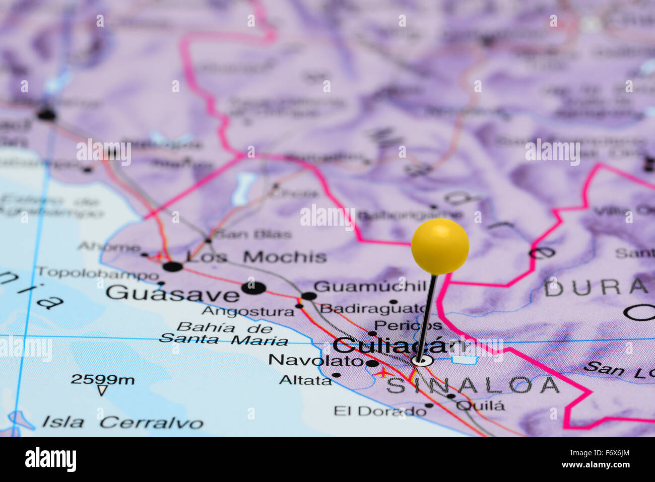 Culiacan Sinaloa Mexico Map.Sinaloa Map Stock Photos Sinaloa Map Stock Images Alamy