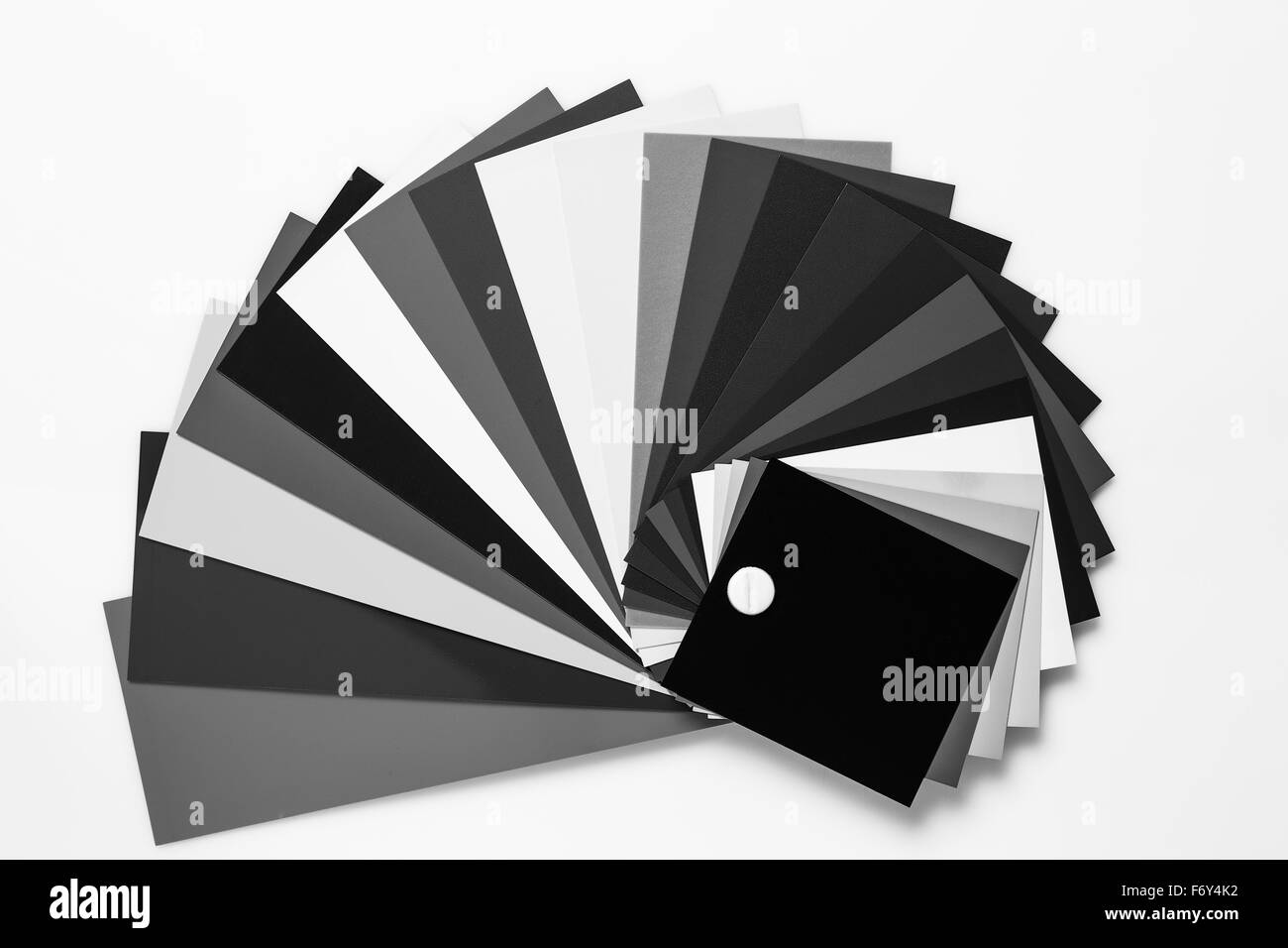 Color Wheel Chart Black And White Stock Photos Images Alamy