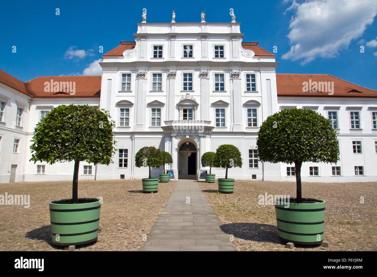 Brandenburg Prussia Museum Stock Photos & Brandenburg