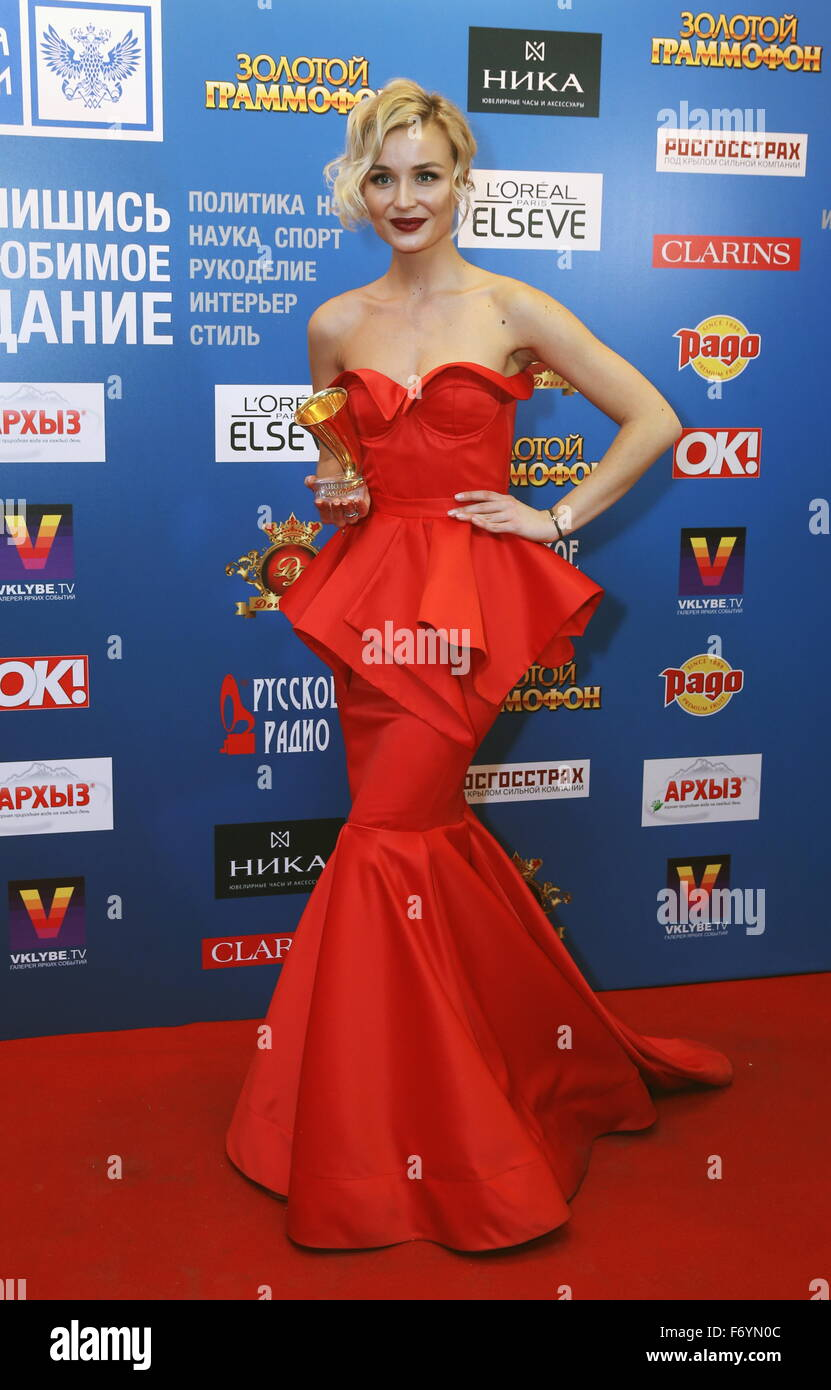 How to lose weight: Polina Gagarinas diet