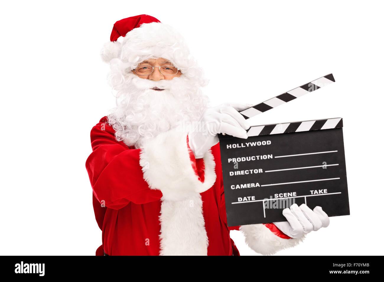 Cinema Santa Claus Stock Photos & Cinema Santa Claus Stock Images ...